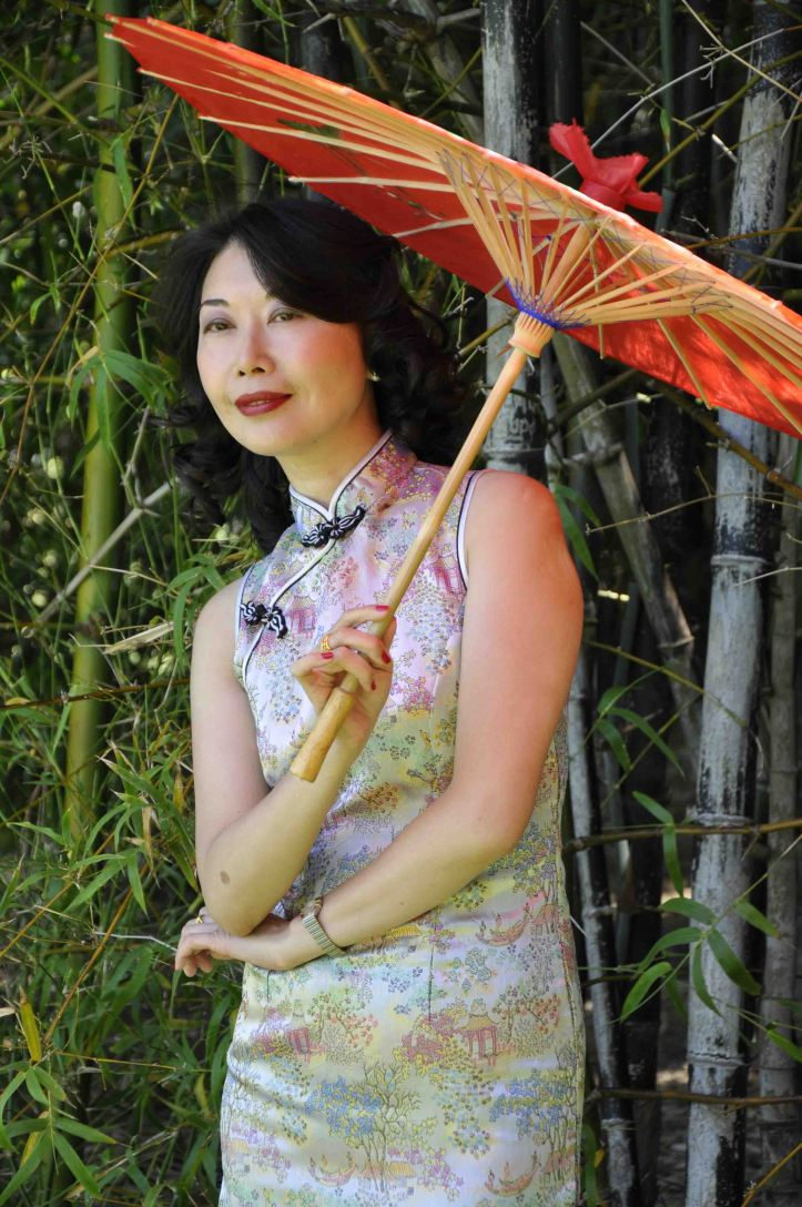 The Tale Of A Qipao ( Chi-Pao ) - The Reinvention
