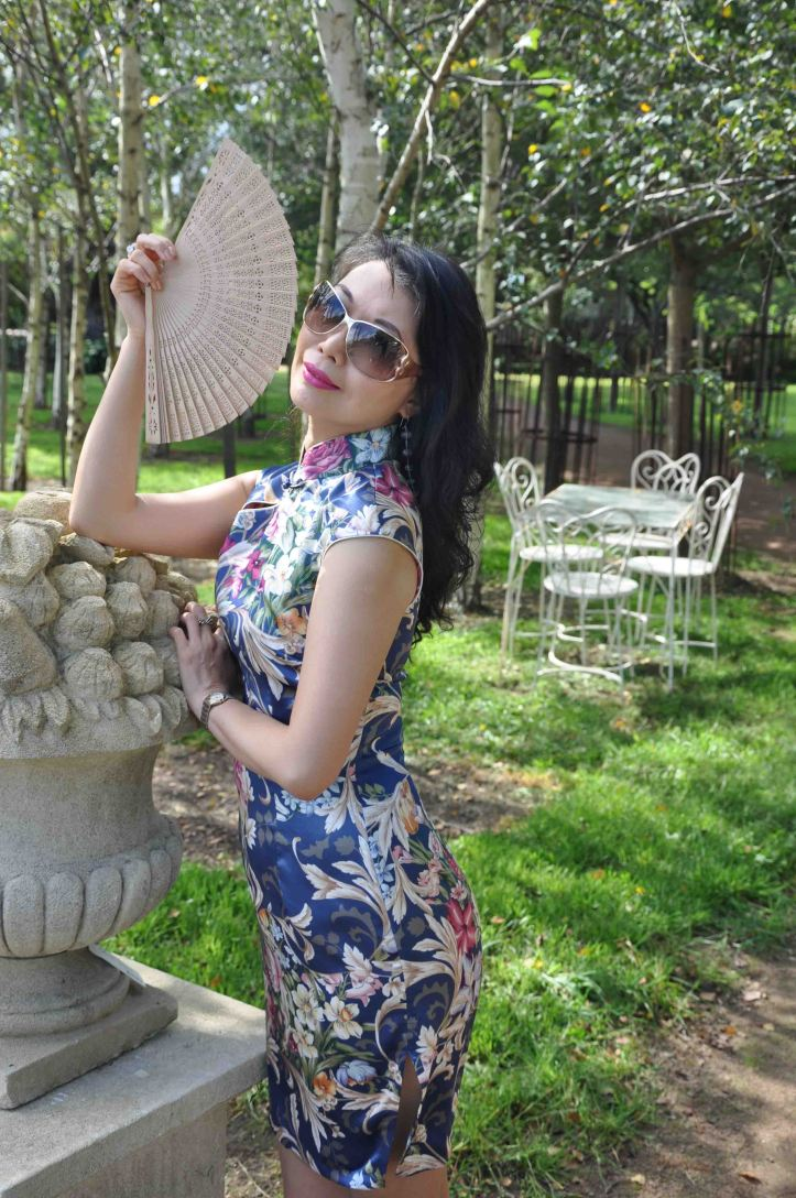 The Tale Of A Qipao ( Chi-Pao ) - It's Not All About Suzie Wong